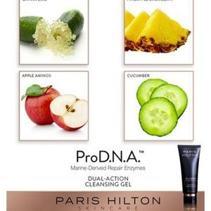 Paris Hilton Makeup - Paris Hilton ProD.N.A. Dual-Action Gel Cleanser
